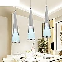 ristorante creativo illuminazione/Lamp/Moderno minimalista testa singola illuminazione della barra/ illuminazione in sala da pranzo-C