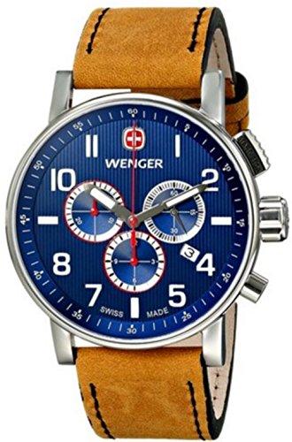 Wenger Commando Chrono orologi uomo 01.1243.101