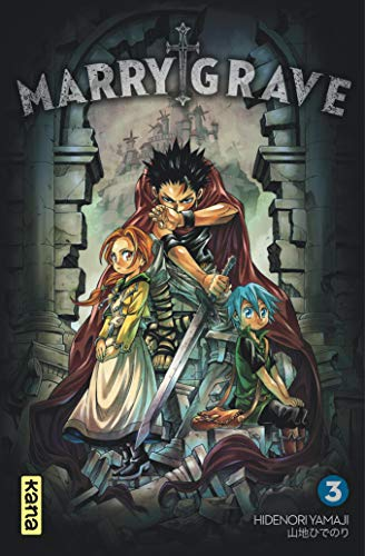 Marry Grave, tome 3