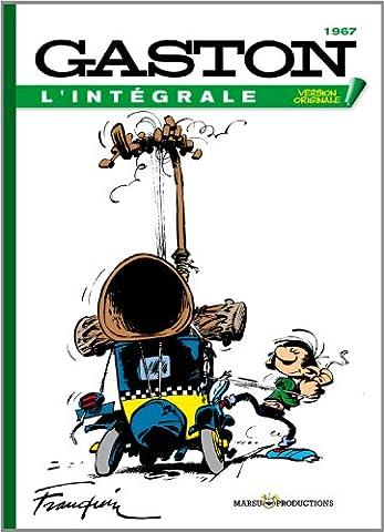 Gaston L'Intégrale Version Originale T6 :