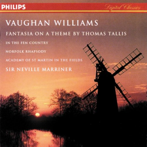 """Vaughan Williams: Five Variants of """"Dives and Lazarus"""""""
