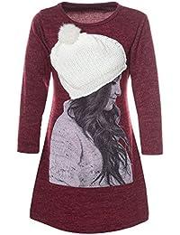 f040e624eb0454 Suchergebnis auf Amazon.de für: Mütze in bordeaux rot - Mädchen ...