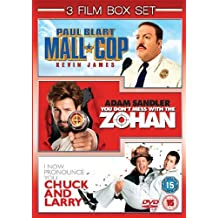 Paul Blart: Mall Cop / You Don't Mess with the Zohan / I Now Pronounce You Chuck and Larry