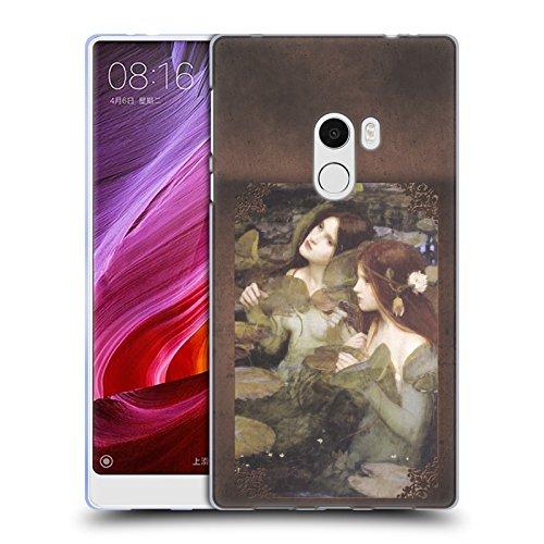 Offizielle Brigid Ashwood Wasserhaus 6 Präraffaeliten 2 Soft Gel Hülle für Xiaomi Mi Mix