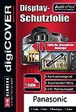 digiCOVER N4117 Premium Displayschutzfolie für Panasonic DMC-GX 8 -