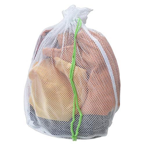 ORION Wäschebeutel Wäschenetz für Kleidung Wäsche für Waschmaschine Wäschesack Wäschebeutel Oberbekleidung, Dessous, Socken, Strumpfhosen, Strümpfe (Socken Oberbekleidung)