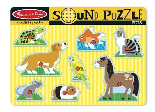 Melissa and Doug Pet Suono Puzzle