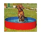 FurryFriends Piscina plegable para perro, bañera plegable para perro/gato –...