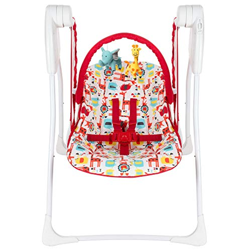 Graco Baby Delight Swing, Wild Day Out