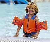 SIMA by Fashy Kinder Schwimmweste orange-blau M - 2