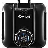 Rollei CarDVR-72 - Camera HD pour Automobiles (Dashcam) Capteur G, Fonction SOS Incluse et fonction GPS - Noir