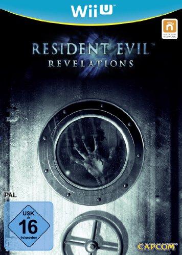 Resident Evil - Revelations (Spiel Die Wii Für Evil Resident)