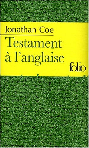 Testament à l'anglaise