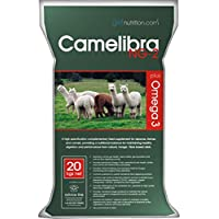 GWF Nutrition Camelibra NG-2 Alpaca Lama and Camel Feed Supplement, 20 kg