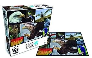 WWF - Aves, Puzzle de 1000 Piezas (086)