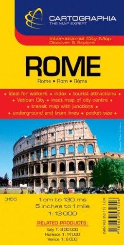 Rome (City Maps)