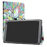 Alcatel 1T 8082 10 inch Case,Labanema Stand Folio Case