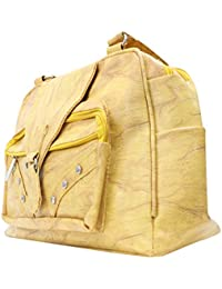 POSCYN Women Casual PU Leather Handbag For Regular Use