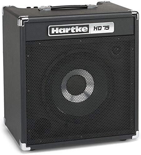Hartke HD75Verstärker für E-Bass Schwarz