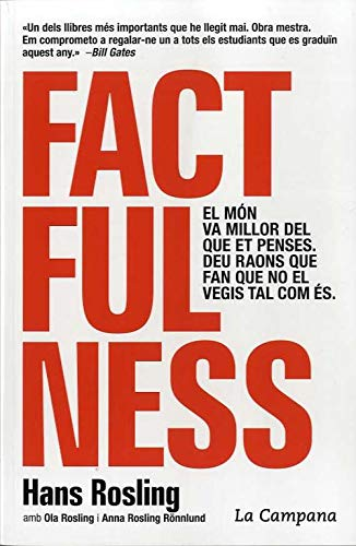 Factfulness por Hans Rosling
