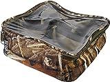 Kleine Tackle Angeltasche/Karpfentasche mit durchsichtigem Deckel - 201