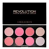 Die besten Blush Palettes - Makeup Revolution Ultra Blush Palette All about Pink Bewertungen
