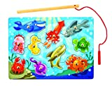 Melissa & Doug 13778 Magnetic Wooden Fishing Game - Best Reviews Guide