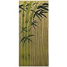 Suchergebnis Auf Amazon De Fur Bambusvorhang 100x200