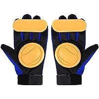 Andux Zone Adulte Grip Freeride Slid Gants Roulettes avec Mousse Palm HBST-02