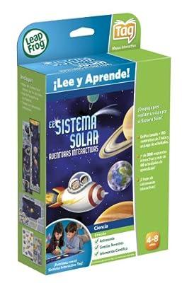 Cefa 00630 - El Sistema Solar (no incluye El Sistema de Lectura Tag) por Cefa