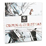 Peters Adventskalender Criminal Christmas II mit Buch, 1er Pack (1 x 255 g)