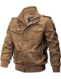 Men Winter Military Clothing Tactical Fleece Lined Outwear Thickened  Cashmere Coat Sweatshirt Man Zipped 532de4dc08611