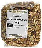 Buy Whole Foods Organic Walnuts Light Broken 500 g