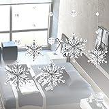 Cortina De Cristal,Acrílico Cristal Copo De Nieve Cortina De Perlas Colgando Decoración De La Boda Decoración Del Hogar 2pcs / Lot