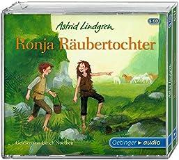 Ronja Räubertochter (5 CD): Ungekürzte Lesung