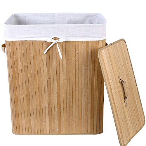 songmics-xxl-100l-folding-bamboo-laundry-clothes-basket-box-with-lid-and-lining-natural-color-lcb63y