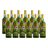 12 Flaschen -Portwein Calem Velhotes White NV - Dessertwein
