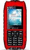 Crosscall Shark V2 Red Outdoor Mobil-Telefon