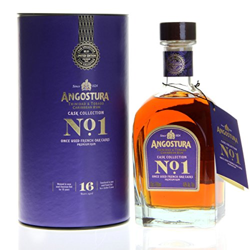 angostura No. 1 Premium Rhum Cask Collection Lots (1 x...
