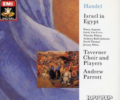Haendel: Israel in Egypt