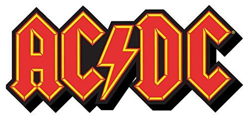 Ac/Dc Logo Chunky Magnet -