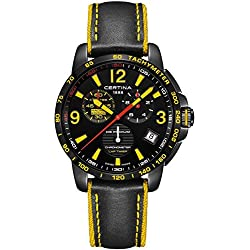 Certina DS Podium Reloj de Hombre Cuarzo 42mm C034.453.36.057.10