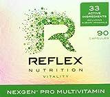 Reflex Nutrition Nexgen Pro Sports Multivitamin (90 Capsules) Standard, 90 grams