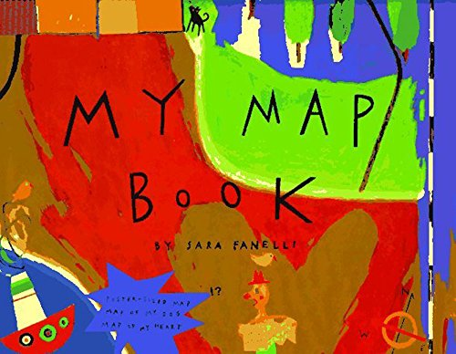 My Map Book (Rise and Shine) por Sara Fanelli