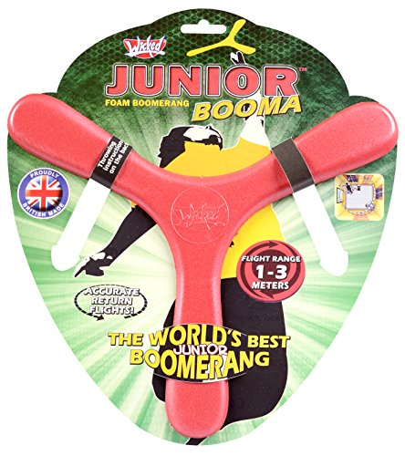 Wicked Vision Limited - Boomerang Junior Booma
