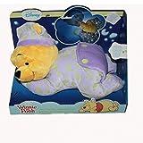 Simba 5871568 Disney Winnie Pooh Kuscheltier Gute Nacht Bär 30cm leuchtet im Dunkeln