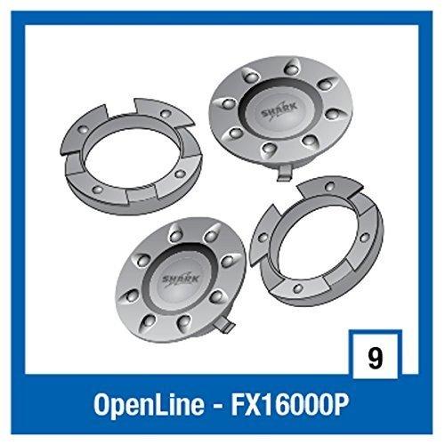 Shark S600/S650/S800/S900/OpenLine Motorrad Helm Ersatz Visier Knopf Set Knopf-visier