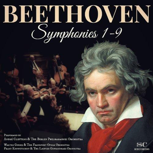 Beethoven: Symphonies Nos. 1-9 (4 7 2 5 1 8 3 6)