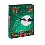 Foodtastic Power Cakes Adventskalender (24 x 120 g) | das perfekte Weihnachtsgeschenk für Fitness und Bodybuilding Fans | Fitness Adventskalender 2018