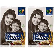 Quinoa Multigrain Atta, 450 grams (Pack of 2)